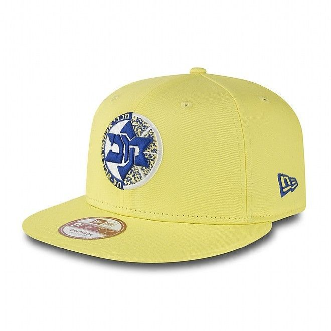 "Gorra Euroliga New Era ""Maccabi"" 9FIFTY http://www.basketspirit.com/epages/268403.sf/es_ES/?ObjectID=4853198&ViewAction=FacetedSearchProducts&SearchString=new+era"