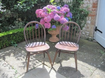 Picture of Chairs before they have been painted - The Hill House Diaries: What I've Been Up To...