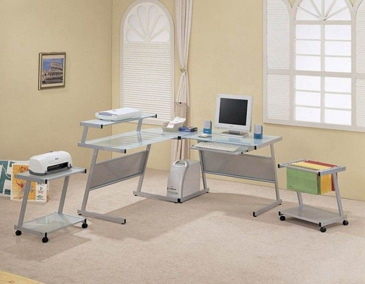 25 Best Ideas About Computer Desks For Home On Pinterest