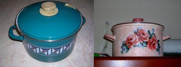 Παλιό σκεύος! Old pot!