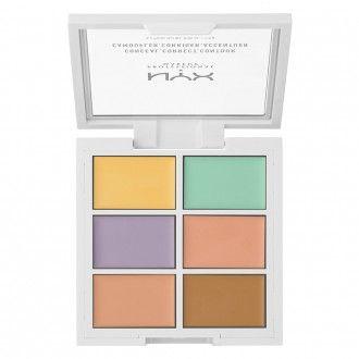 Nyx Professional Makeup Colour Correcting Concealer Palette 9 g