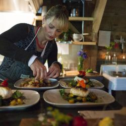 Watch this James Beard Award-winning short film about Waldo County restaurant The Lost Kitchen