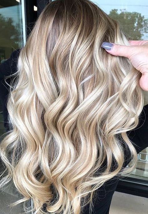 Ash Toned Blonde Balayage For A Gorgeous Hair Transformation