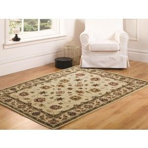 The Ascot range is 100% wool pipe. A Traditional style rug give a vintage elegance to a room. http://www.therughouse.co.uk/cheap-high-quality-100-wool-shabby-chic-classic-floral-area-rugs-ascot-beige-ff.html