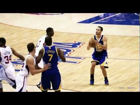 Stephen Curry's Shooting Form II - Slow Motion HD
