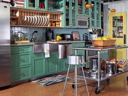 18 best one wall kitchens images on pinterest