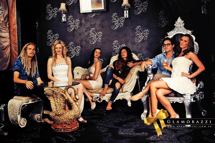 Glamorazzi Models at Royale Lounge (Adelaide)