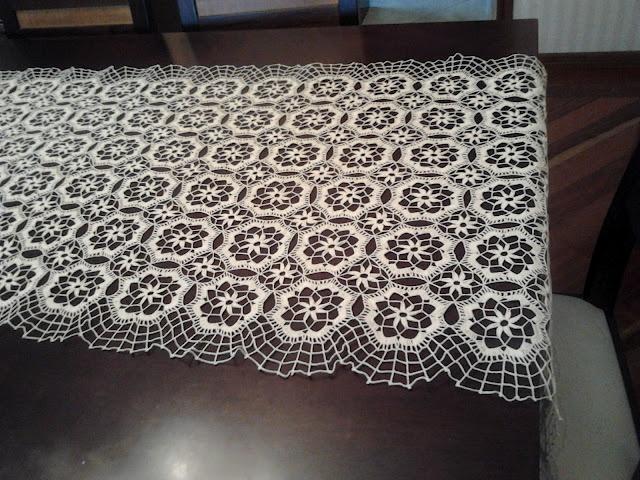 337 melhores imagens de manteles y caminos de mesa no - Caminos de mesa originales ...