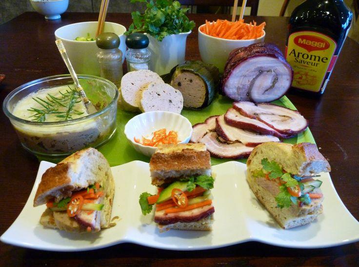 Vietnamese Recipies Of Life Cha Lua Vietnamese Vietnamese Pork Rollvietnamese