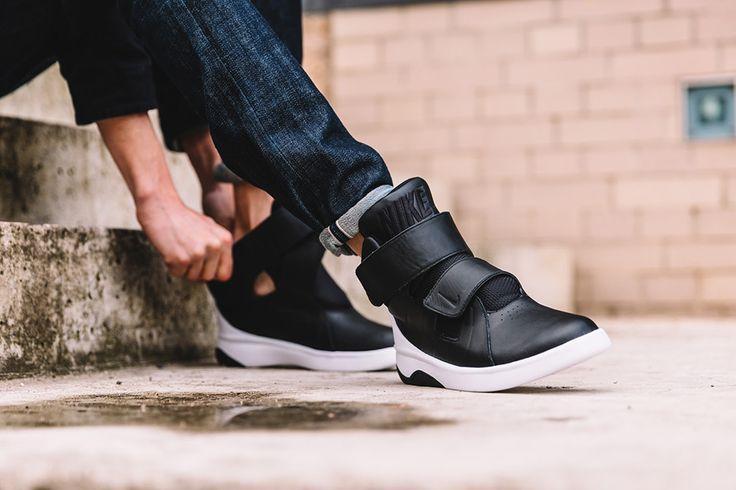 "salomon lierre - On Foot: Nike Marxman ""Black/White"" - EU Kicks: Sneaker Magazine ..."