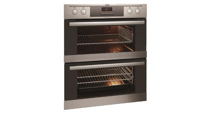 AEG Built Under Double Oven NC4003020M
