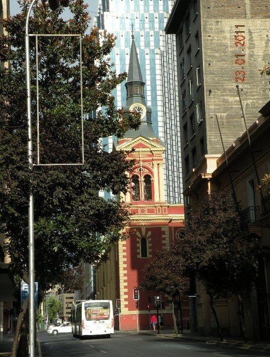 Santiago centro, Chile.