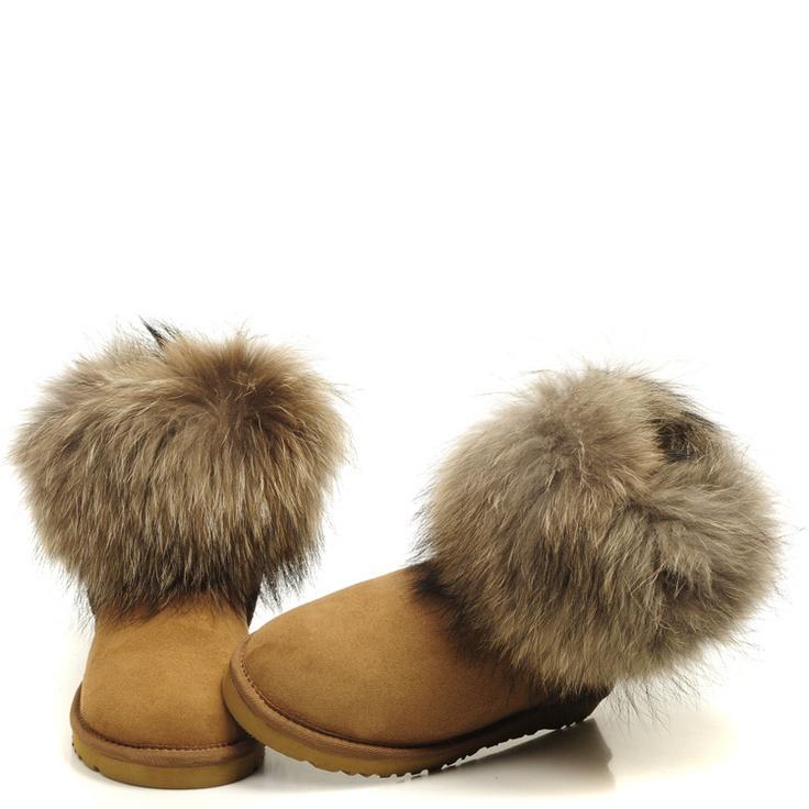 ugg fur boots fake