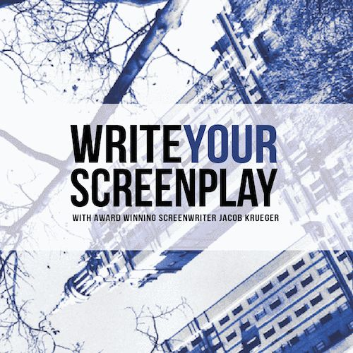how to best organise write screenplay scenes acts