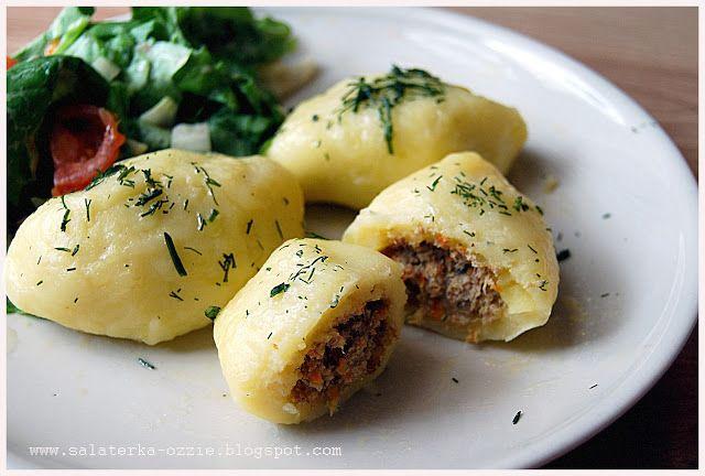 salaterka: cepeliny ze śląska