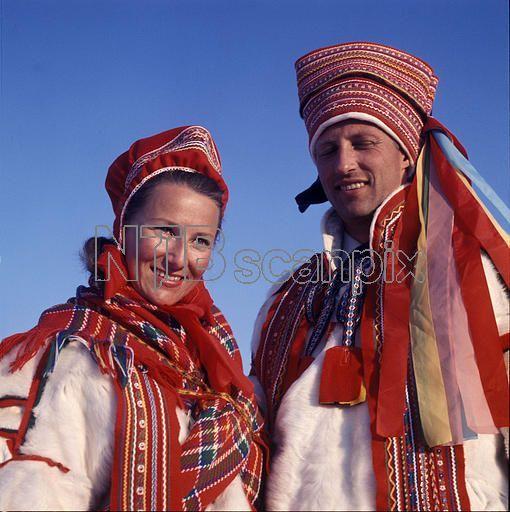 1969 - Kronprins og kronprinsesse i Finnmark