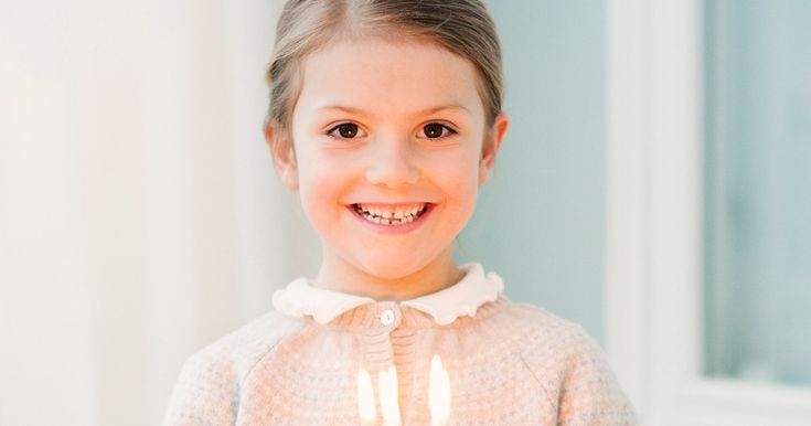 Princess Estelle's Perfect Pink Birthday Cake, and Other Favorite Royal Confections Throughout History