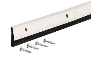 "M-D Building Products 5017 Aluminum & Felt Door Sweep - EI-A by M-D Building Products. $4.12. From the Manufacturer                36-inch long aluminum and felt sweep provides exceptional barrier against drafts, dust, moisture, and insects.                                    Product Description                MD Building Products 5017 Aluminum & Felt Door Sweep - EI-AMD Building Products 5017 Aluminum & Felt Door Sweep - EI-A Features:; Aluminum and felt door sweep ; 36"" l..."