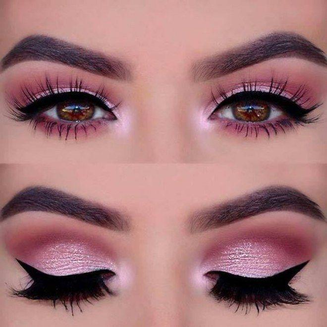 23 ideias de maquiagem rosa para testar já
