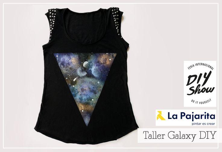 Taller Galaxy Print en Madrid