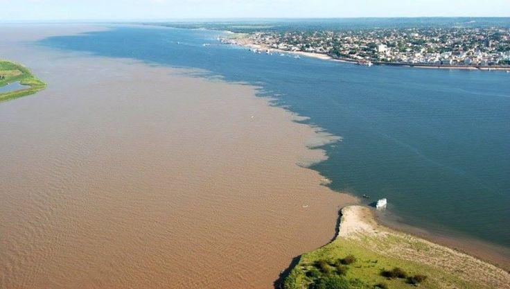 A Rio Negro és az Amazonas