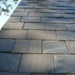 Vermont Black slate roof