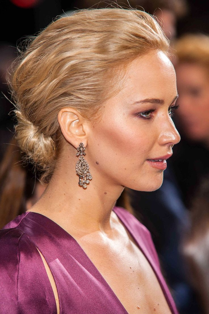 Updo Hairstyles Celebrity Hair Updos - refinery29.com