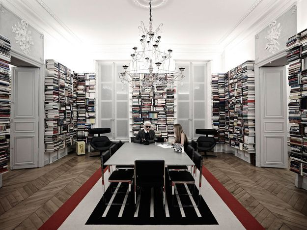 13 Insanely Fabulous Fashion Designer Homes | Wohnungen in ...
