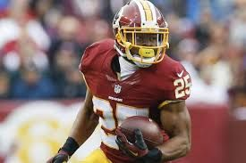 Chris Thompson RB/KR...Redskins