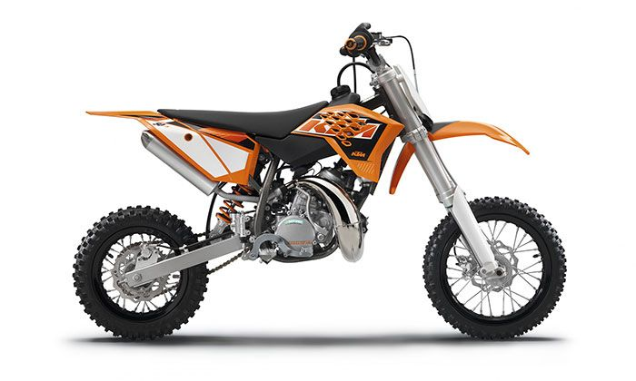 2015 KTM 50 SX Spec and Price