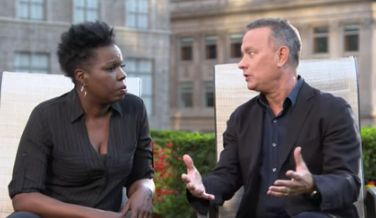 Leslie Jones And Tom Hanks Make A Hilarious Duo In 'Saturday Night Live' Promo Reel | HuffPost