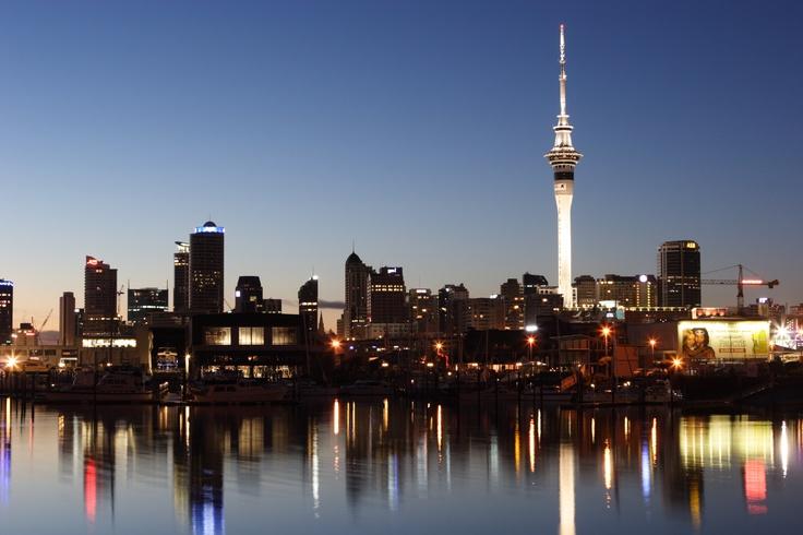 Auckland. #Auckland #NewZealand #Travel