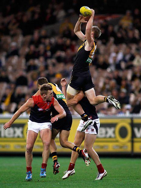 AFL 2013 Rd 08 - Richmond v Melbourne - AFL.com.au