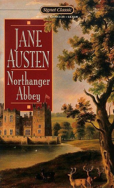jane austens northanger abbey essay