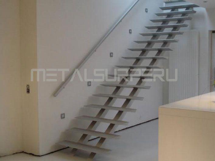 M s de 1000 ideas sobre escaleras metalicas en pinterest for Formula escalera