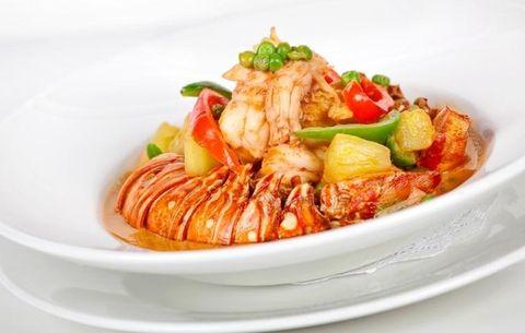 Красное карри с крабовым мясом и пад тхай: рецепты тайской кухни