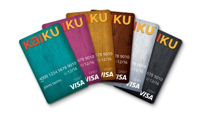 The Modern-Day Version of Envelope Budgeting: Kaiku, a Prepaid Visa Card