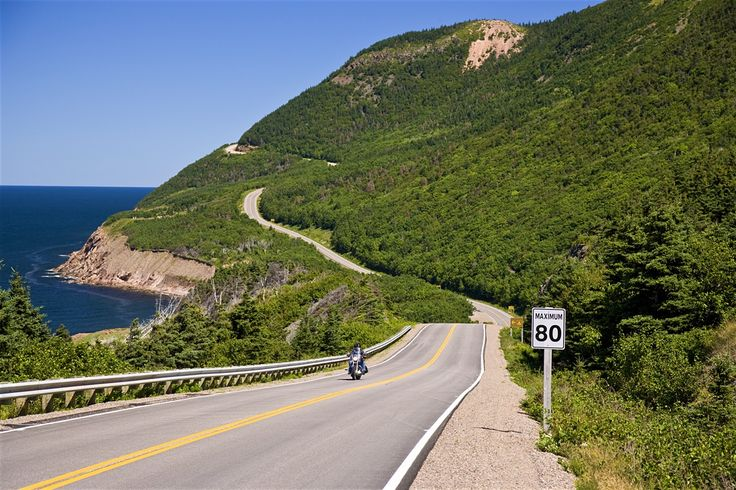Driving the Cabot Trail is Nova Scotia's most famous recreational activity, taking you along winding roads, by serene lakes, beneath soaring eagles...
