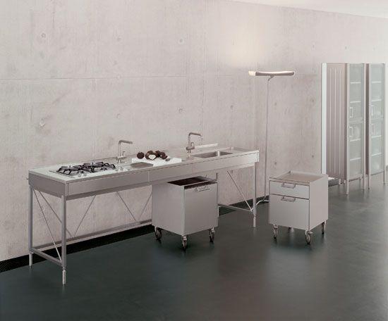 freestanding kitchen