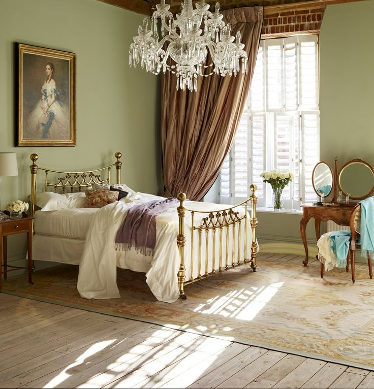 render your room with victorian romance led by and so to bedu0027s brass - Brass Beds