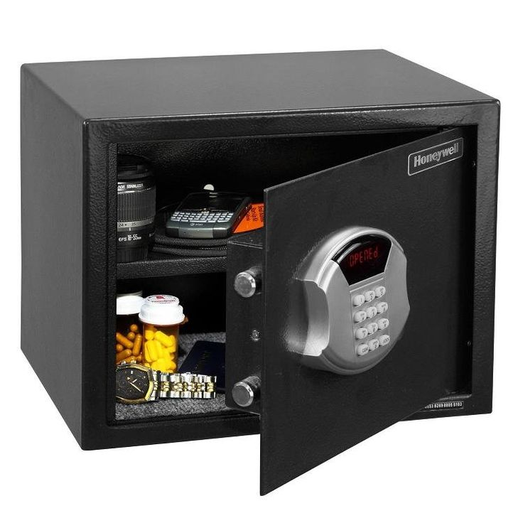 Honeywell .83 Cu.Ft. Medium Steel Security Safe (EM97590) | Emporium.com