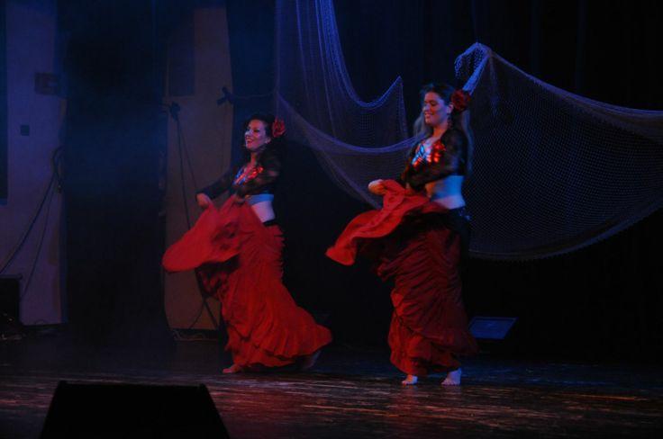 sempre durante il #laboratorio #coreografico #flamenco #orientale a #spazioaries!