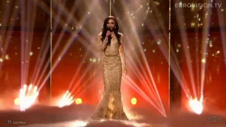 Eurovision 2014 winner EXPOSED: ANDROGYNOUS PHOENIX RISING (R$E)