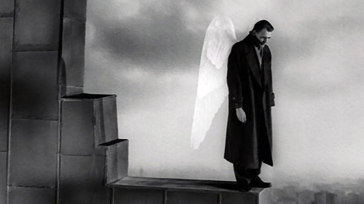 Cassiel... les ailes du désir...