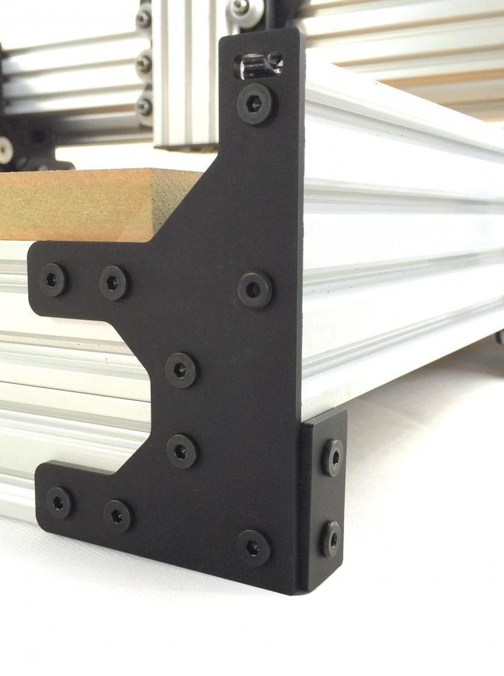 Ox Cnc Machine Ox Cnc Aluminium Plates Kit Cnc 3d