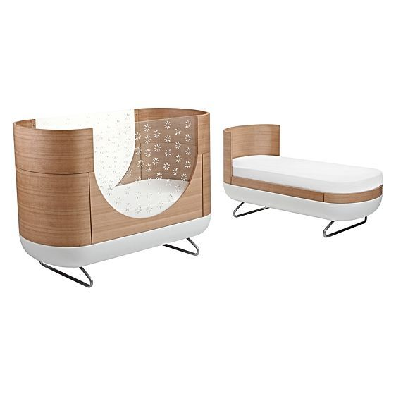 Pod Junior Bed Cot Conversion Kit by ubabub