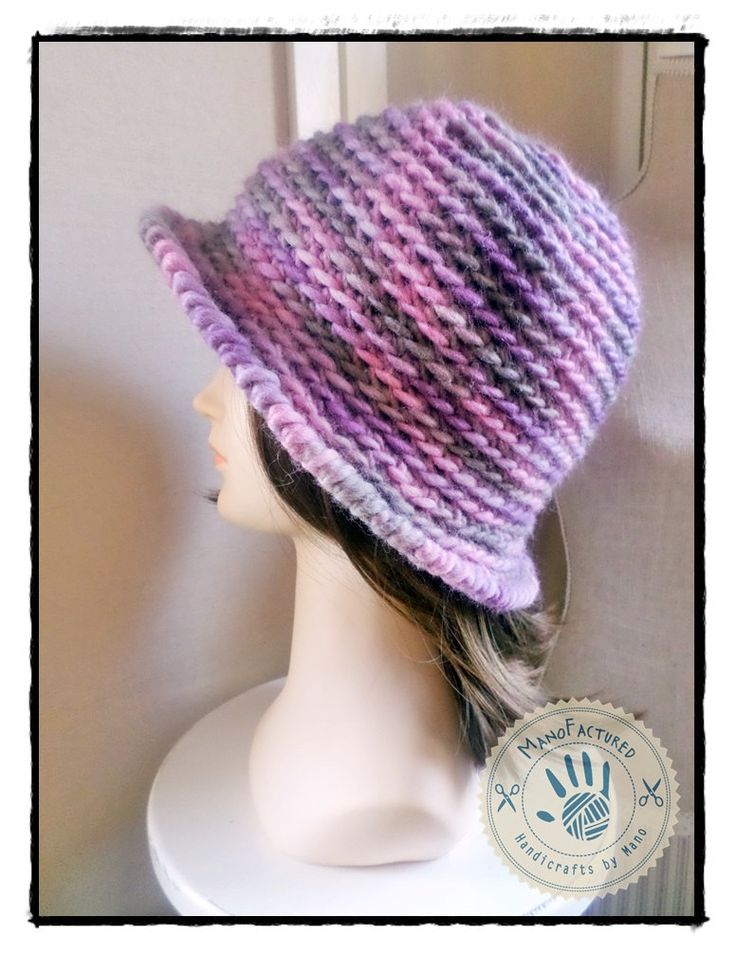 Oslo crochet cap by ManoFactured on Etsy
