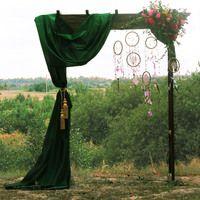 свадебная арка ,свадьба в стиле Boho, Boho-shic, выездная церемония