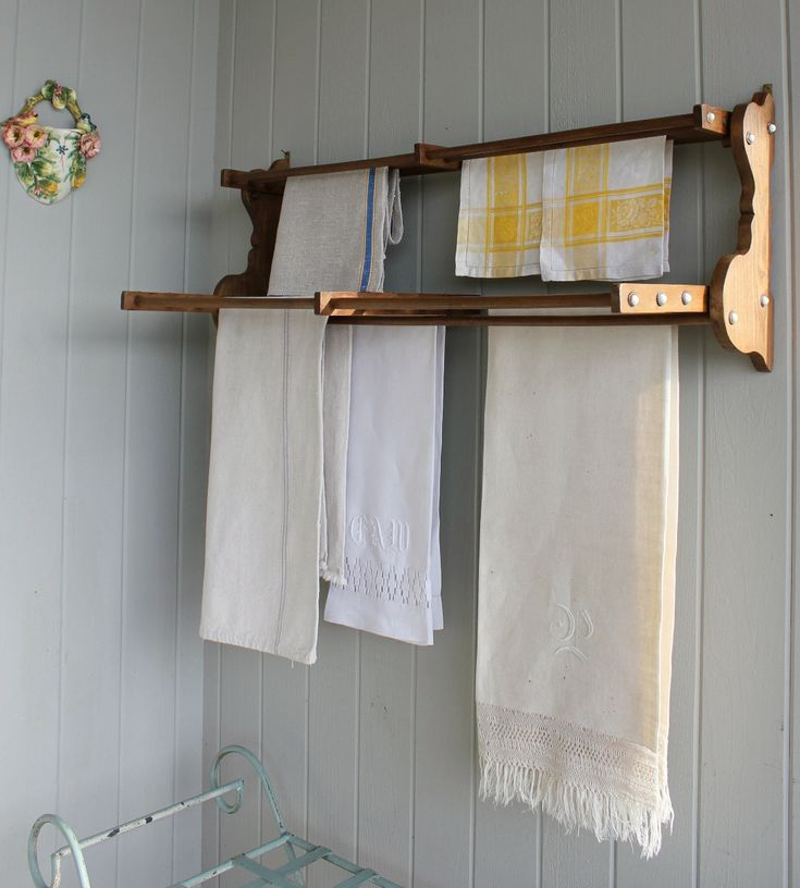 Wall Mounted Clothes Drying Rack House Design Ideas View | Home ...