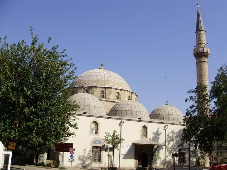 The Tekeli Mehmet Paşa Mosque is a mosque in the city of Antalya, Turkey. Mosque takes its name from Lala Mehmed Pasa.